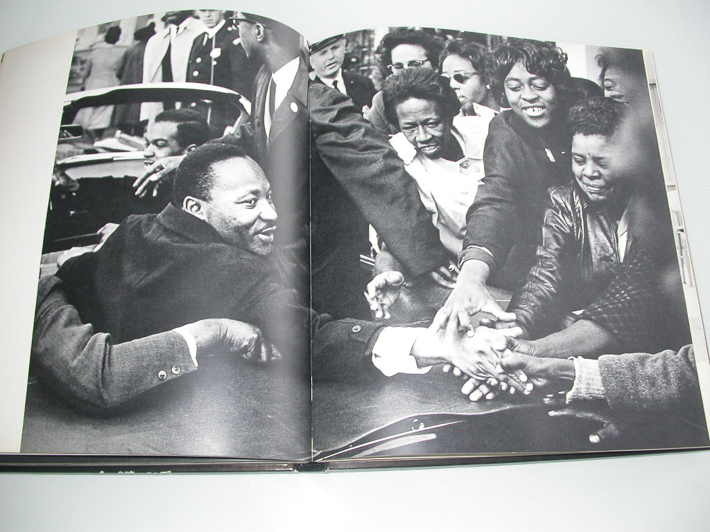 4 april 1968 - moord Martin Luther King