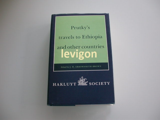 Prutky's travels to Ethiopia and other countries
