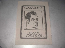 Sabogal,  José : Grabados (limited edition)