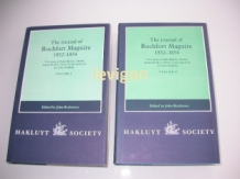 The journal of Rochfort Maguire 1852-1854 (2 vol) Alaska