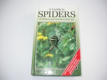 Jones A guide to spiders of Britain and Northern Europe