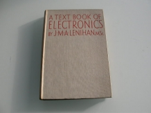 Lenihan A text book of electronics