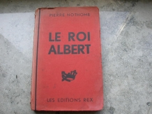 Nothomb Le Roi Albert